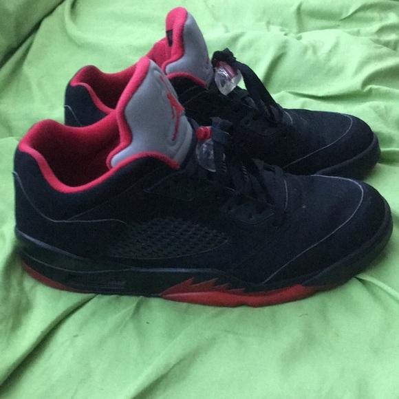 6a3bdf6fa38 Jordan Shoes | Retro 5 Low Alternate Mens Size 11 | Poshmark